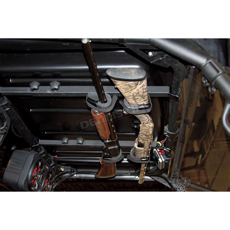 Kolpin Gun Rack by Kolpin Black Overhead Gun Rack 20078 Atv Utv Dennis