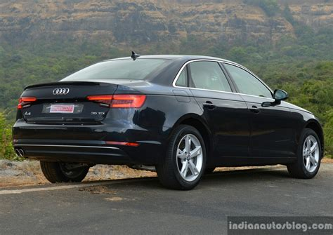 Audi A 4 Tdi by 2017 Audi A4 Diesel Drive Review