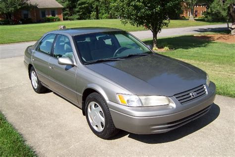 97 Toyota Camry Only 32 Made In The World Curry S Auto Sales 1997 Toyota Camry Le