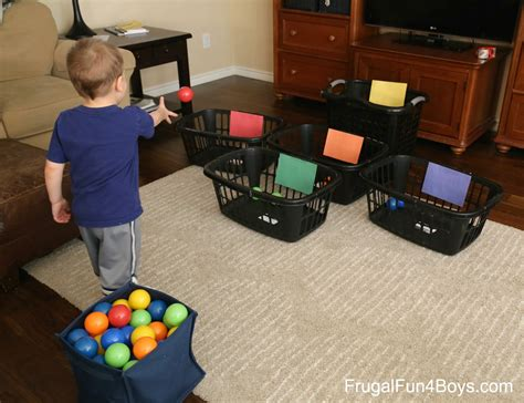 10 for ideas for active play indoors