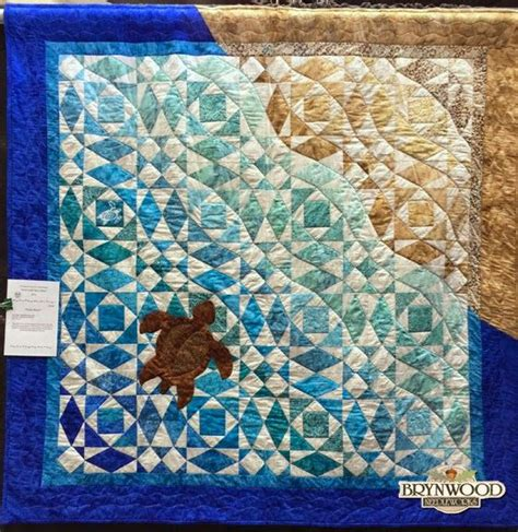 Patchwork By The Sea - best 25 quilt ideas on landscape quilts
