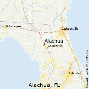 best places to live in alachua florida