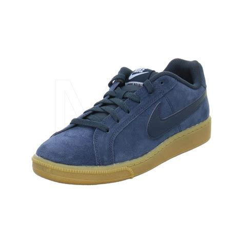 100 Original Nike Court Royale Suede Size 43 Muraahhh shoes nike court royale suede blue price 135 00