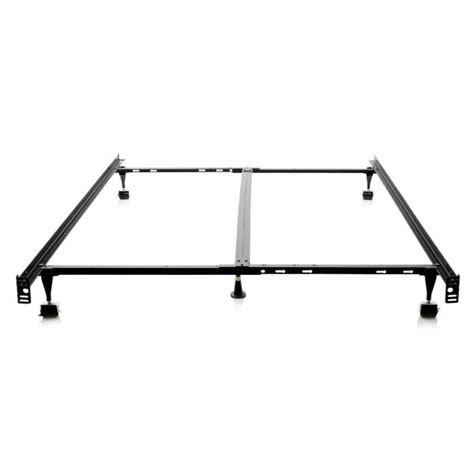 wheels for bed frame universal bed frame by structures with wheels linenspa