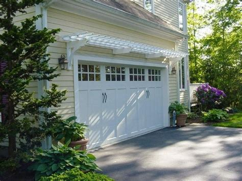 Arbor Above Garage Door - 110 best images about trellis and arches on