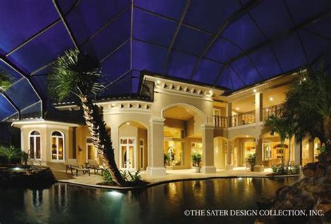 dan sater luxury homes house plan ristano sater design collection
