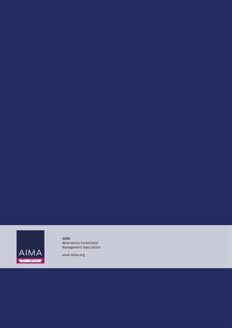 Aima Distance Mba by Aima Rsm Hedge Fund Survey