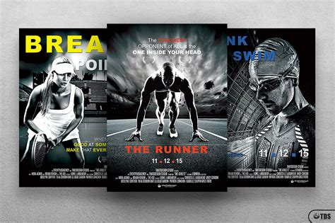 sports brochure templates free free sport flyers thats design store