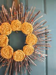 Handmade Wreath - 25 gorgeous handmade fall wreaths the 36th avenue