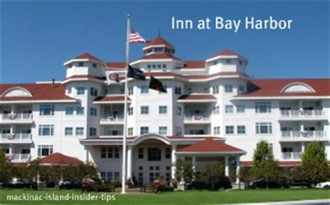 inn at bay harbor a premier resort