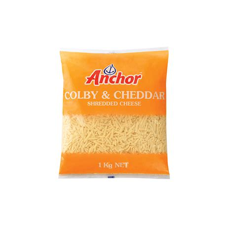 Anchor Cheddar By Moza Kitchen anchor colby cheddar shredded reviews