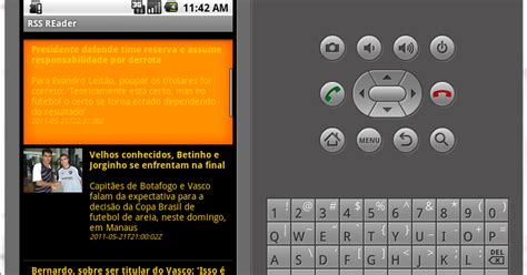 tutorial android rss reader thoughts on development design android rss reader 2 0