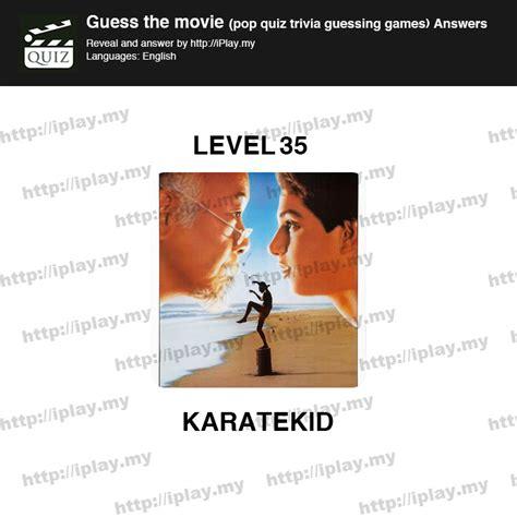 Film Quiz Level 35   guess the emoji answers level 35 emoji world