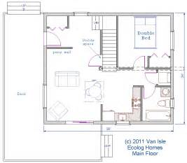 Floor Plans Cabins by Small Cabin Open Floor Plans Images