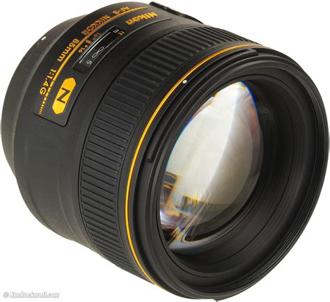 nikon 85mm f 1 4 g review