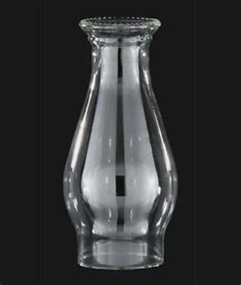 Glass Chimneys For Ls Uk by Beaded Clear Glass L Chimney Kerosene 3 X 8 5 Light