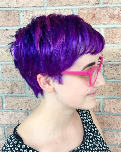 what kind of hair to use for pixie braids hair by austin blonde society crafter 2 purple pixie