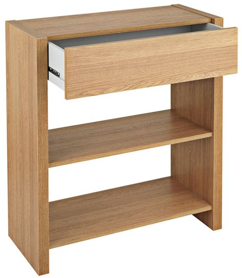 Argos Console Table Sale On Home Slimline Console Table Oak Effect Home By Argos Now Available Our Best Price On H