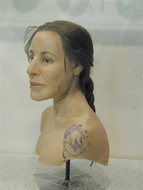 reconstruction   scythian tattooed ice princess