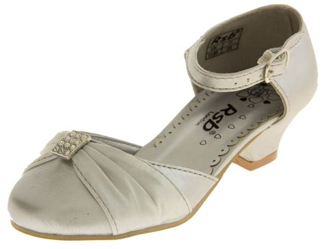 Wedding Shoes Size 10 by New Satin Diamante Wedding Formal Shoes