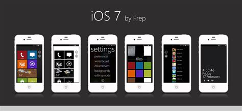 themes dreamboard iphone 5 ios 7 for dreamboard by frep90 on deviantart