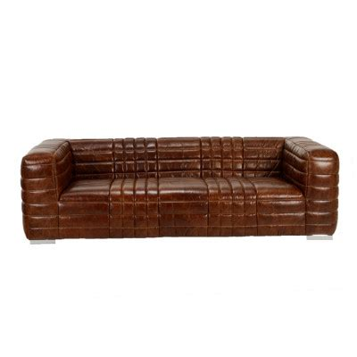 Alisa Sofa Natural Home Source Cagney Leather Sofa