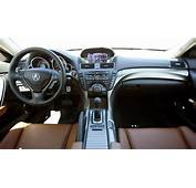 Image Gallery 2012 Acura Interior