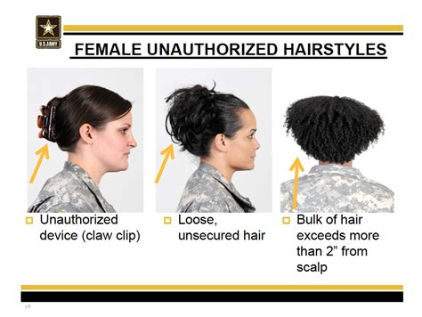 female haircut army regulations u s army hair regulations blasted for being racially