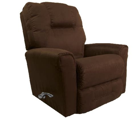 rocker recliner with massage and heat la z boy easton heat massage rocker recliner w memory