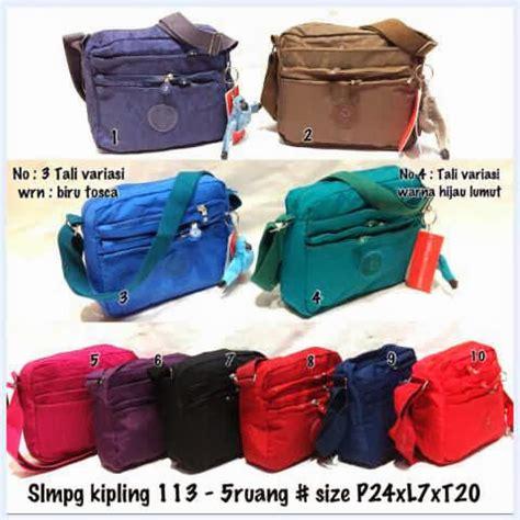 Tas Import Ransel Kipling Handbag Selempang Satin 3 In 1 1192 1 harga rp 125 000