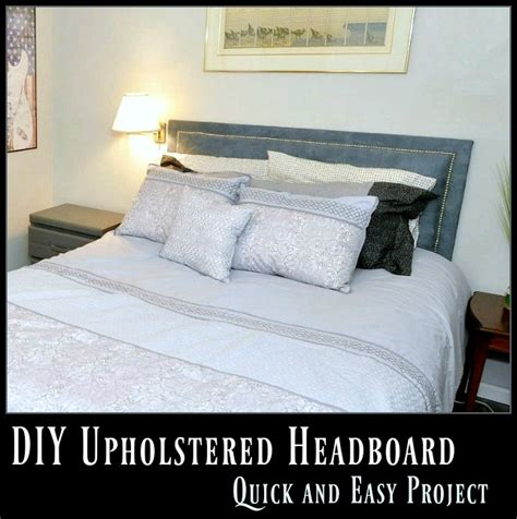 easy diy fabric headboard easy diy upholstered headboard 28 images upholstered
