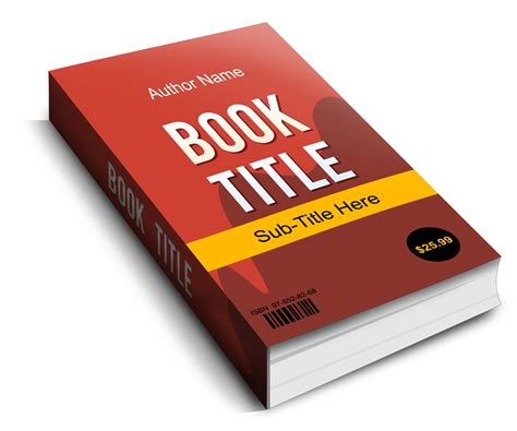 3d book cover template free 30 book cover mockup freecreatives