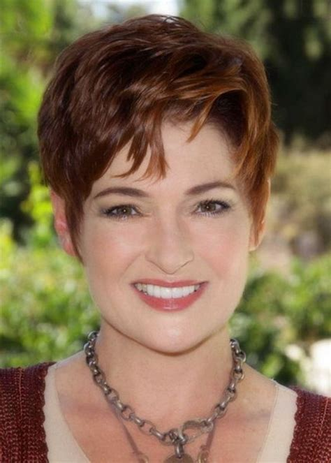 short razor cuts for women over 50 super short haircuts for women over 50