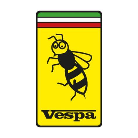 ferrari logo vector vespa logo vector pdf 5 free vespa logo pdf graphics