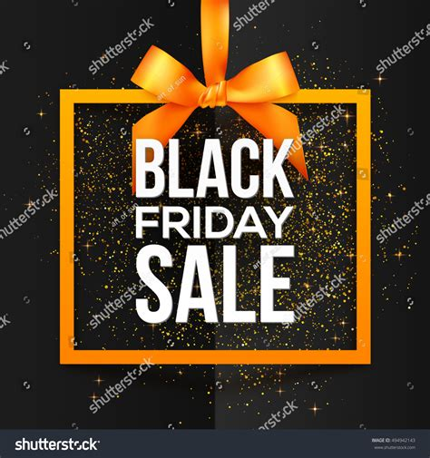 The Sign Black black friday sale white vector sign stock vector 494942143