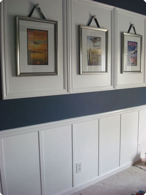 Premade Wainscoting by Thrifty Decor One Of My Favorites Board And