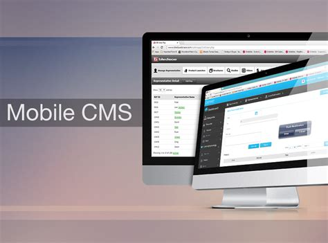 mobile content management system mobile app content management system india apps team