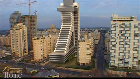 Duplex Building hotel in the exclusive complex of netanya the terraces