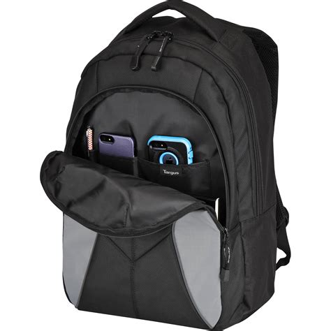 Ultra Light Backpack by 15 6 Ultralight Ii Backpack Tsb516us Black Gray