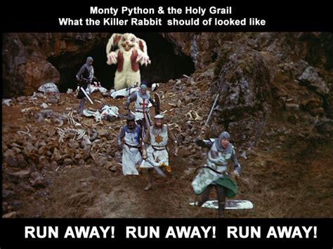 Monty Python Meme - monty python rabbit meme www pixshark com images galleries with a bite