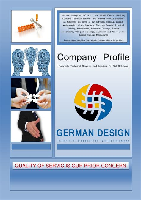 design firm company profile german design company profile