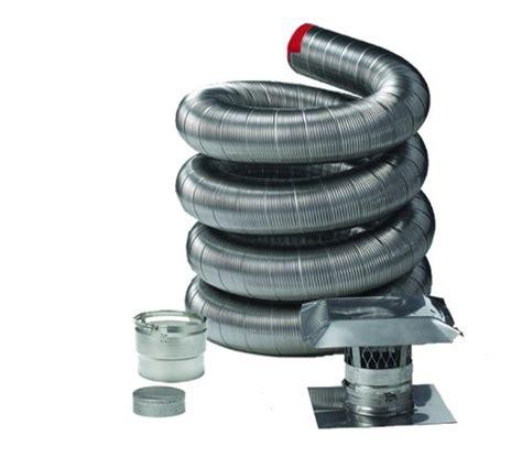 Chimney Flue Repair Kit - chimney flue repair fix a broken or cracked liner