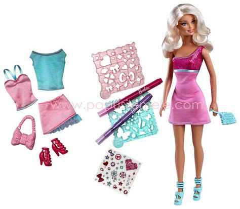 barbie design and style picture barbie design and style