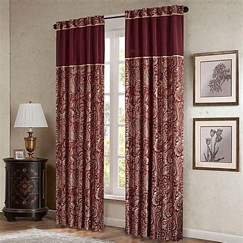 curtains madison wi buy madison park aubrey 84 inch window curtain panel pair