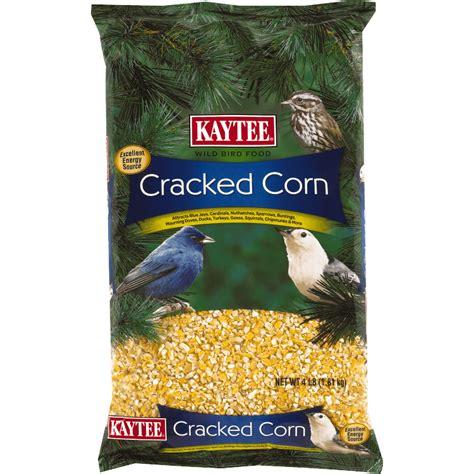 cracked corn wild bird food and seed blends kaytee