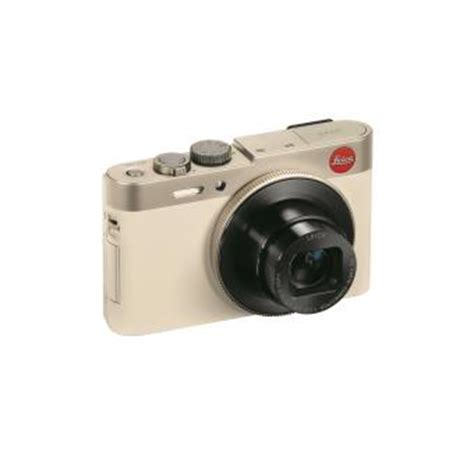 leica compact compact leica c light gold appareil photo num 233 rique