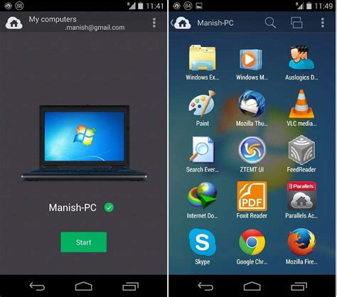 run windows programs on android parallels access lets you run windows and mac apps on android almost natively
