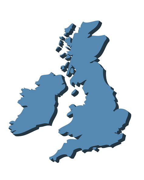 clipart uk uk map silhouette clipart best