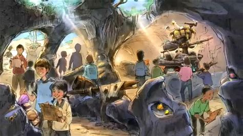 in ride concept 1958 fantasyland wdwthemeparks the sea journey of the