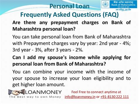 What Age Can You Apply For Spousal Mba by Bank Of Maharashtra Personal Loan In Delhi Ncr Through